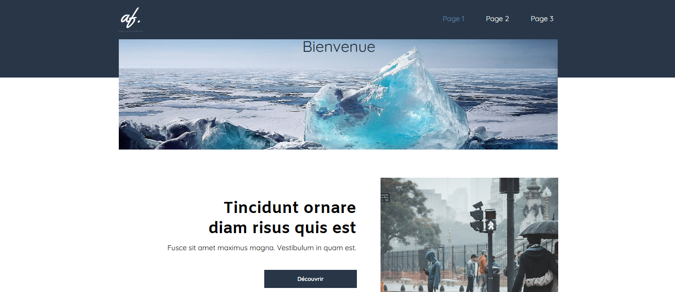 Créer un site internet pro