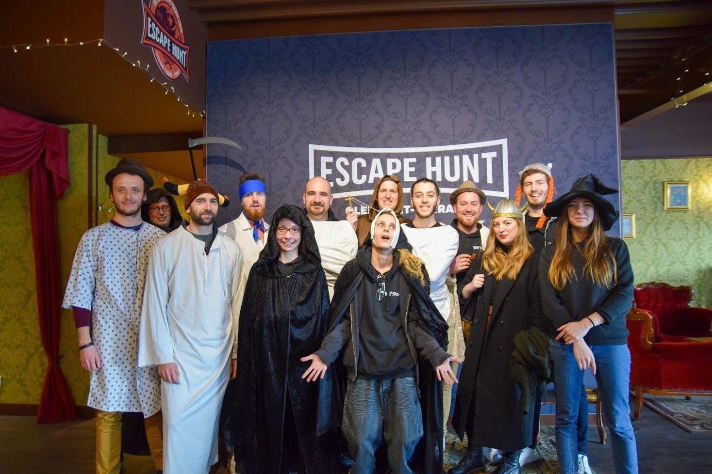 escape game sitew