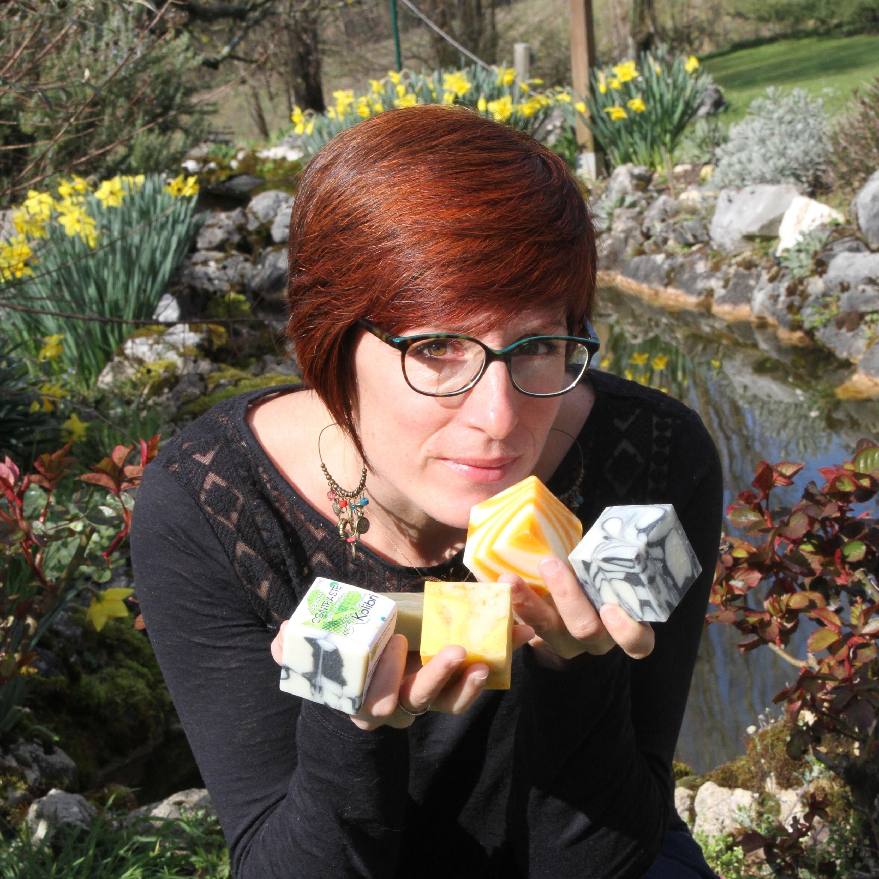 Caroline, créer un site e-commerce de savonnerie artisanale