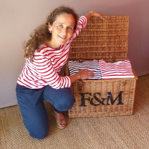 Fanny, créer un site e-commerce de vêtements