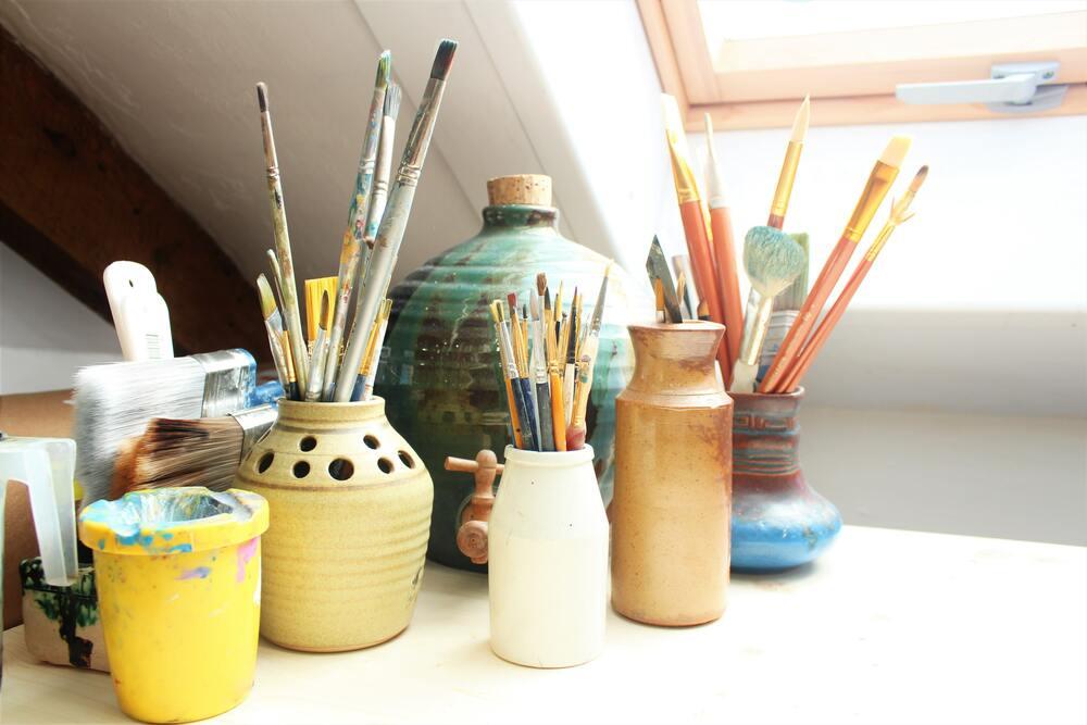 Création site artiste