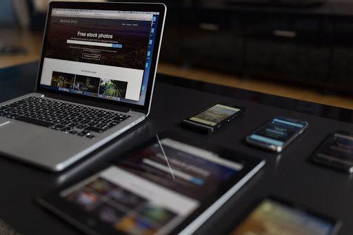 página web diseño responsivo