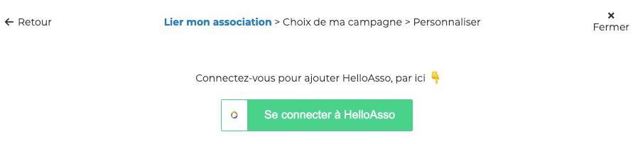 connecter compte helloasso