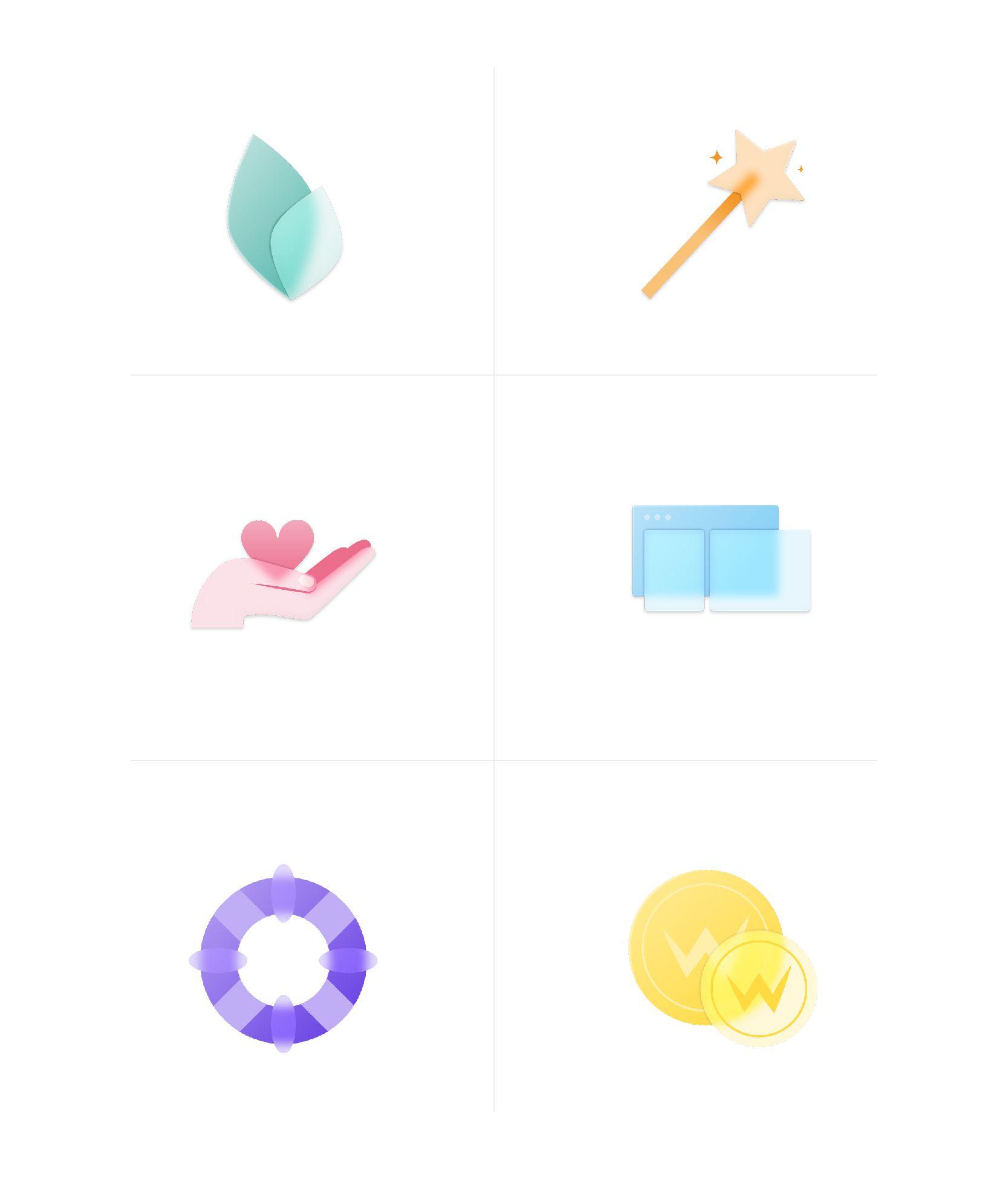 iconos sitew