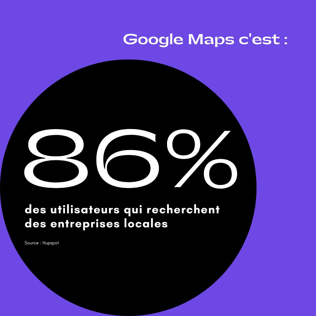 Données Google Maps