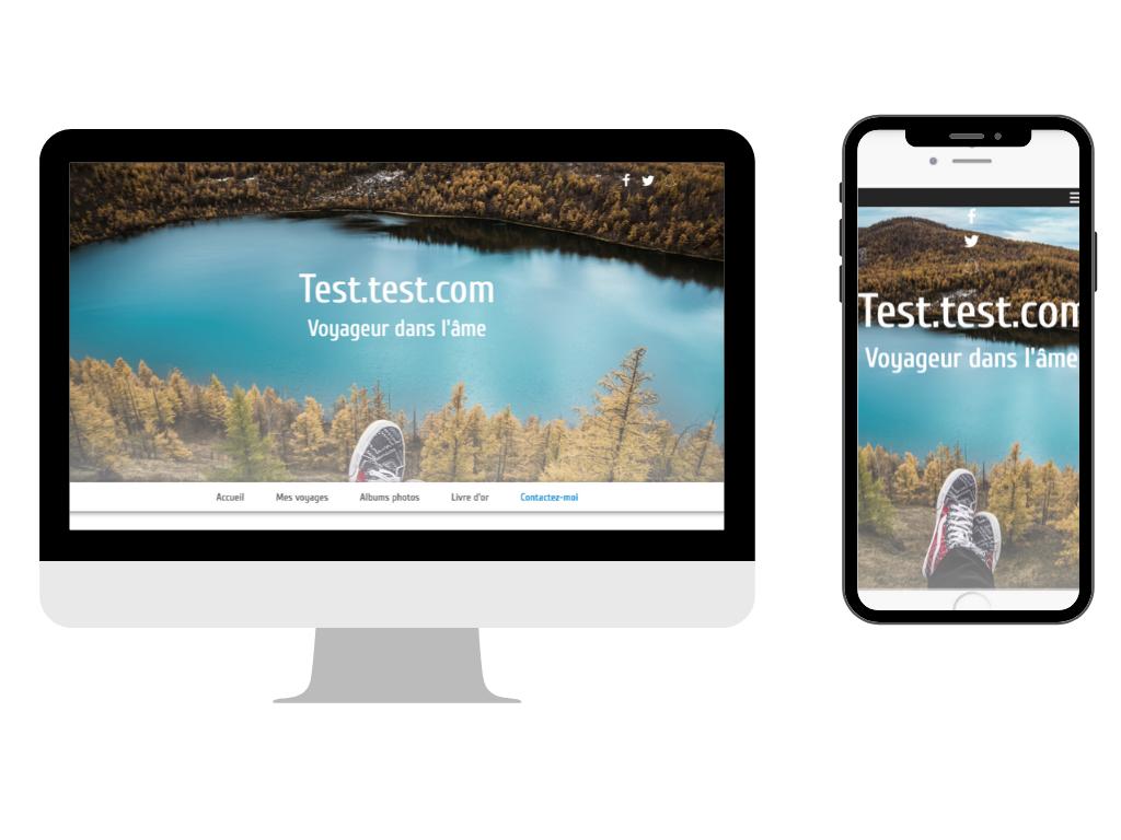 site freelance responsive