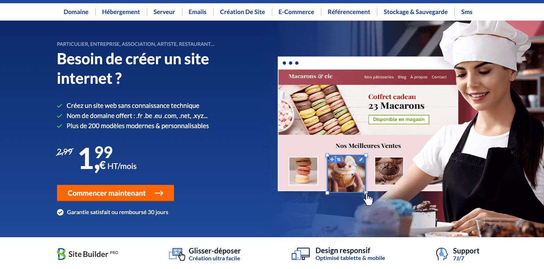 LWS Création de site