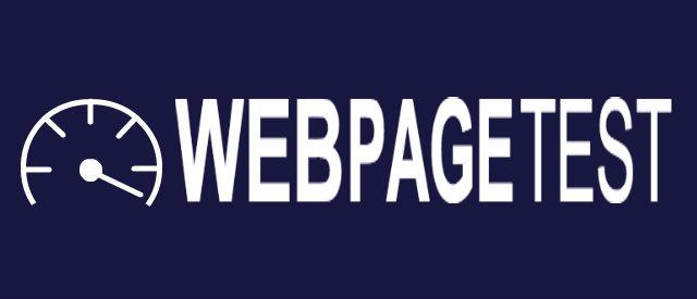 webpagetest logo