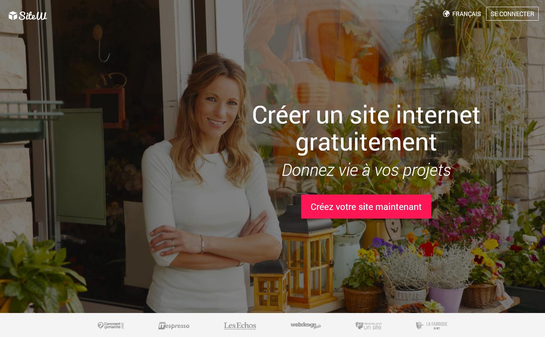 Créer site internet facile