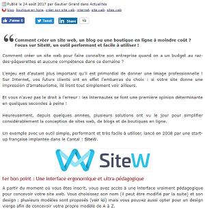 Wie website erstellen